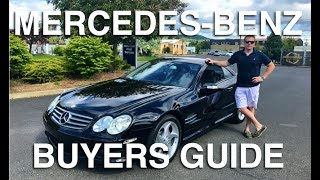 Mercedes SL Class Videos
