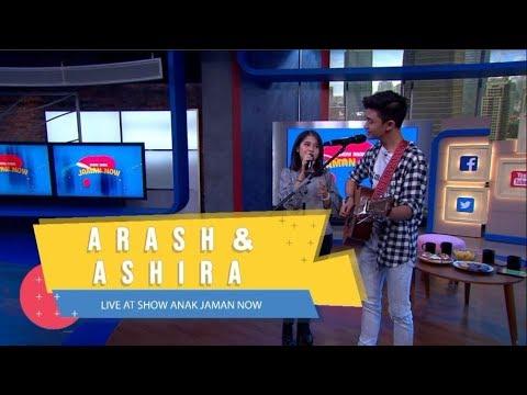 Download Arash Buana & Ashira Zamita - Dengarkan Dia OST. Teman tapi Menikah Mp4 baru