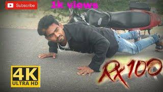 Rx100 Rudhiram Marigi Full Video Song Upendra Saaho