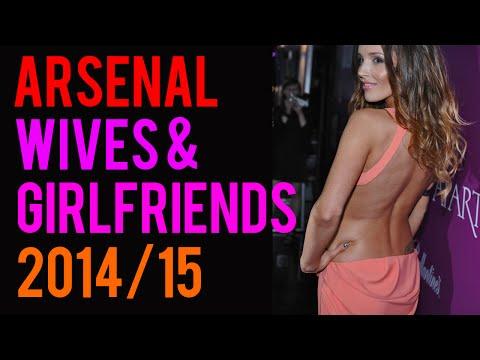 Arsenal WAGS
