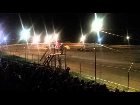 Indiana Late Model Heat 1  Chandler Motor Speedway