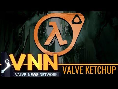 Half-Life's Leak Week - Valve Ketchup Nov. 2018