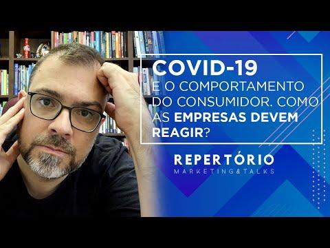 COVID-19 E O COMPORTAMENTO DO CONSUMIDOR: COMO AS EMPRESAS DEVEM REAGIR?