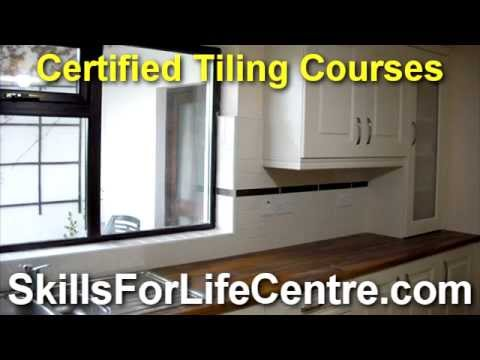 Professional Tiling Courses Galway Wet Room Installation