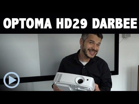 Großes Bild für kleines Geld! Der OPTOMA HD29 darbee macht's möglich!
