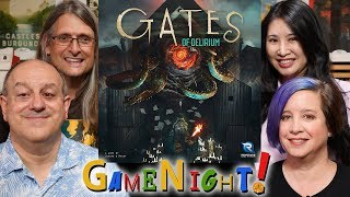Gates of Delirium - GameNight! S27 Ep34