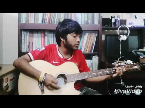 """""""Protibad"""" covered by Prantik Sikdar Ucchas।।Protibad-Cryptic Fate।"""