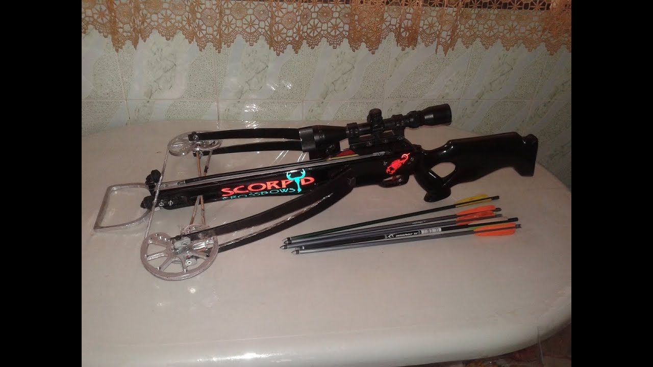 homemade reverse crossbow 2014 - ful episot video