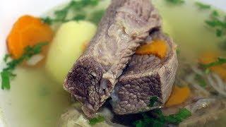 Как приготовить шурпу из говядины. Рецепт