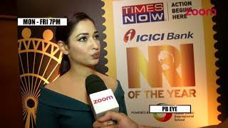 Tamannaah Bhatia Gets Candid At 'Times NRI Awards' 2017 | Exclusive