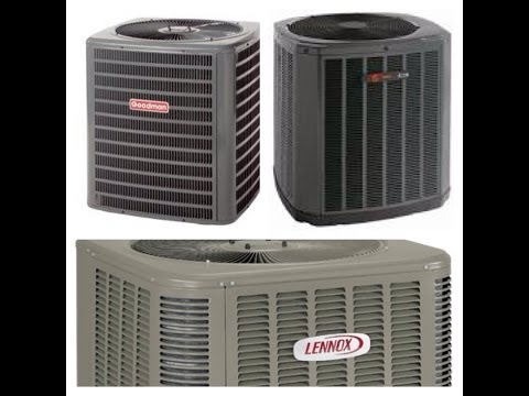 HVAC Forum: Which Brand Is Better & Why????