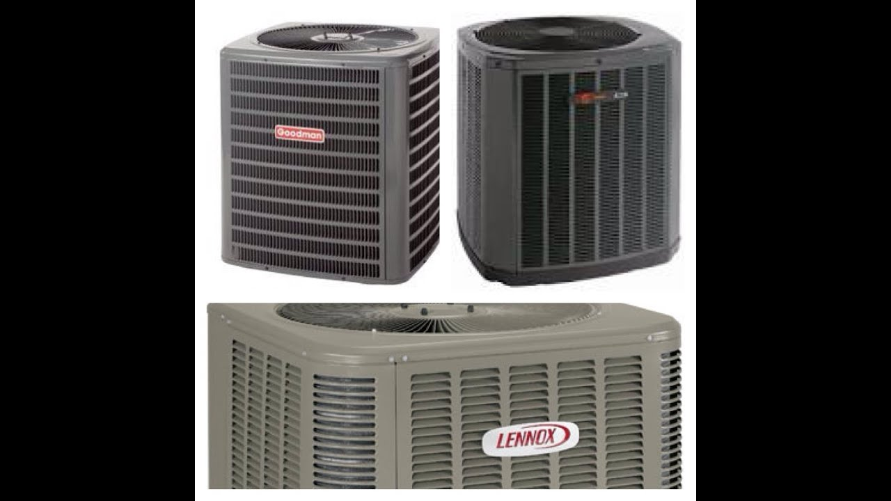 Hvac Forum Which Brand Is Better Why Youtube