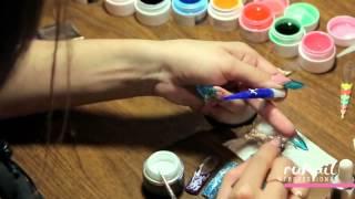 ruNail Professional: Дизайн ногтей