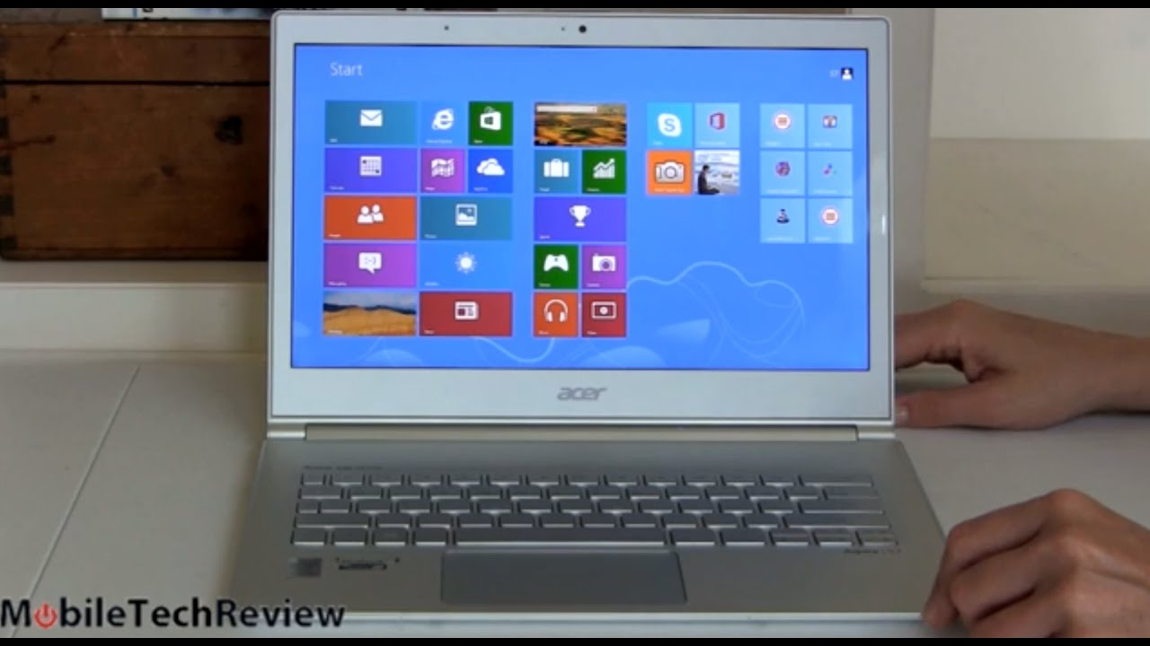 Acer Aspire S7-393 Intel ME 64Bit