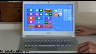 Acer Aspire S7-392 Review