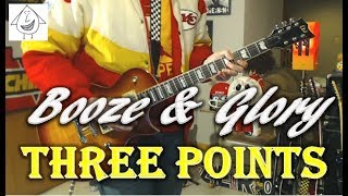 Booze & Glory - Three Points - Punk Guitar Cover (guitar tab in description!)