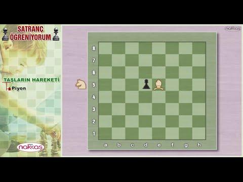 Piyon - Satranç Öğreniyorum