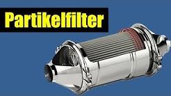 Partikelfilter / Dieselrußpartikelfilter