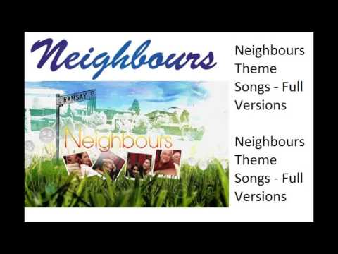 Neighbours Theme Songs - Full Versions