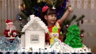 Новорічна виріб в садок,будиночок з стельової плитки, сніговик орігамі, сани діда мороза квілінг,