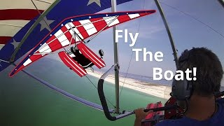 Fly the Boat - Scenic discovery flight - Navarre, FL
