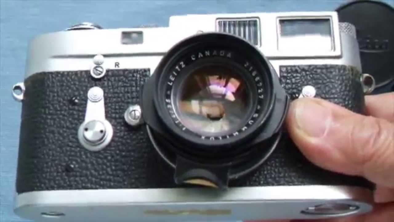 Leica M2 - YouT... Leicam2