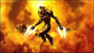 Halo Legends The Duel 300 Trailer