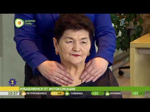 Лимфатический массаж тела