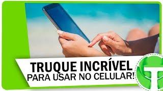 TRUQUE INCRÍVEL! Extraia textos de imagens pelo celular