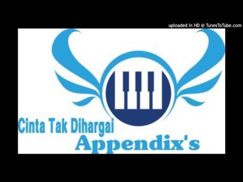 Cinta Tak Dihargai - Appendix's Band (Official lyrics)