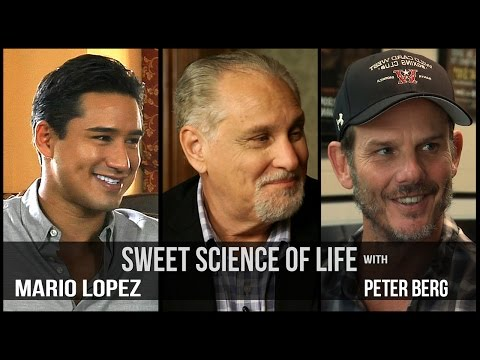 The Sweet Science of Life with Al Bernstein - Peter Berg & Mario Lopez - UCN Original