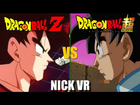 a comparison of different websites of dragon ball z Should i watch dragon ball z or kai submitted 3 i don't really like kai because it's more focused on just the action and some of their va's are different.