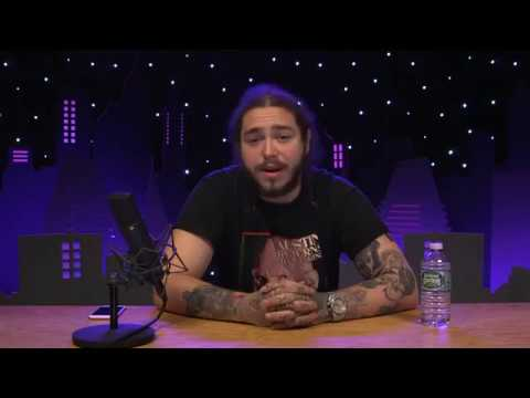 Post Malone Answering Fans Questions #DOWNLOAD ALBUM LINK IN THE DESC