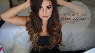Hafif Dalgalı Saç Yapımı ve Kalıcı Bukleler Için öneriler | Melis Limes