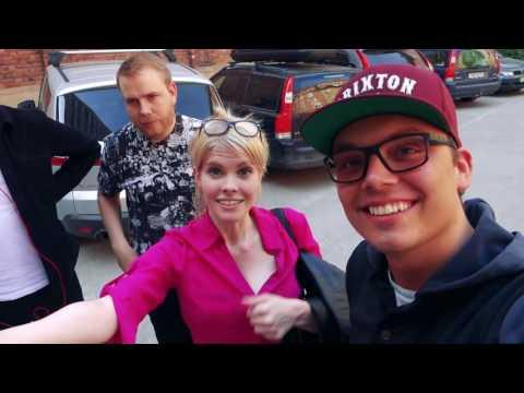 OVERWATCH TURNERING I STOCKHOLM! | Norsk Vlog