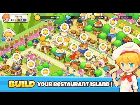Restaurant Paradise: Sim Game - Simulation Games - Android Gameplay HD