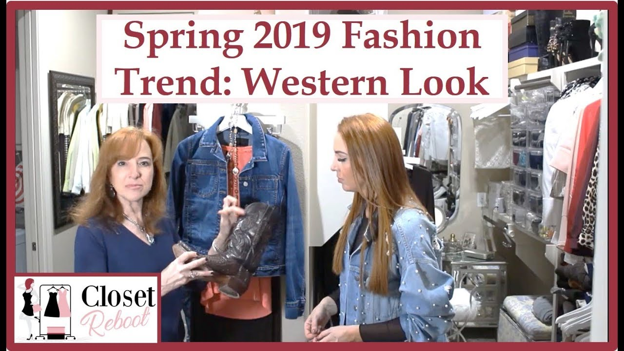 Western or Rodeo Outfits on Trend for Spring 2019 | What to Wear on Go Western Day