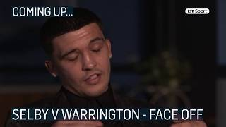 """""""Who do you think has the harder punch?"""" Lee Selby and Josh Warrington Face-off"""