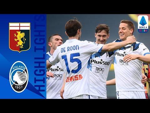 Genoa Atalanta Goals And Highlights