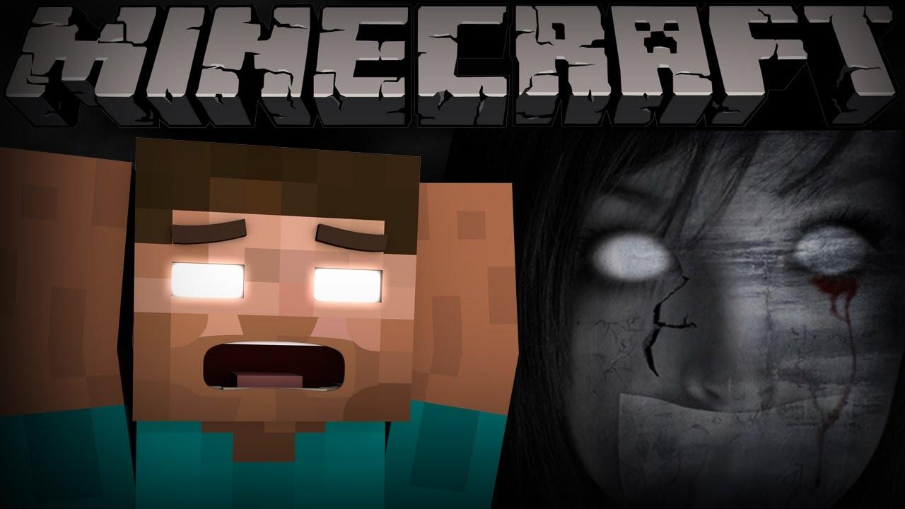 If Minecraft Was A Horror Game YouTube - Minecraft horror spiele