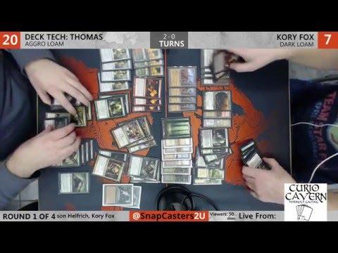 Deck Tech: Dark Loam with Thomas Keating (aka: Aggro Loam, 4c Loam)