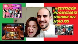 71: TV adolescente italiana de los 2000