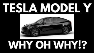 Tesla Model Y Reveal Event (and why it's even better than the Model 3)