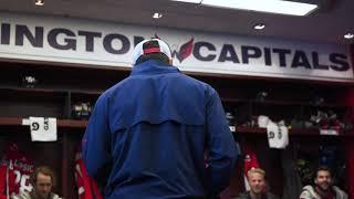 Adam Eaton Reads Caps Lineup