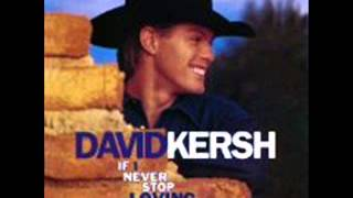 Watch David Kersh As If I Didnt Know video