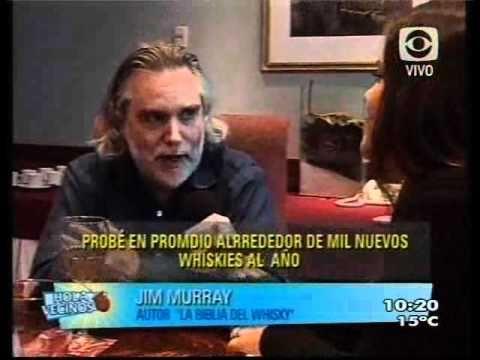 Jim Murray en Uruguay