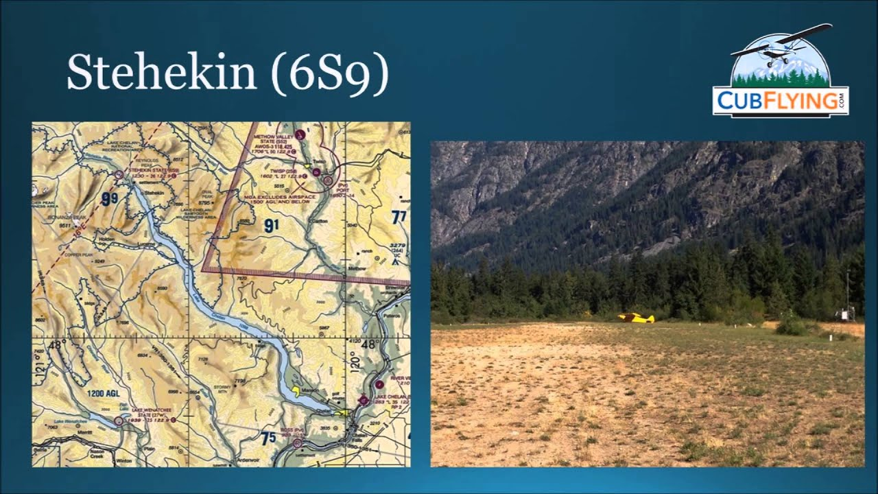 Flying The Backcountry Airports Of Oregon And Washngton YouTube - Airports in oregon