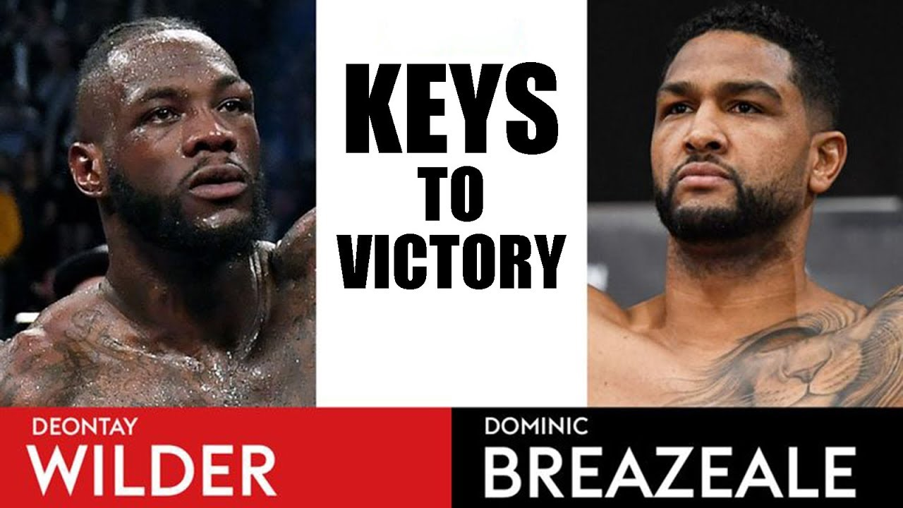 Deontay Wilder Vs. Dominic Breazeale, Taylor Vs. Baranchyk Video Highlights, Weekend Fight Reviews