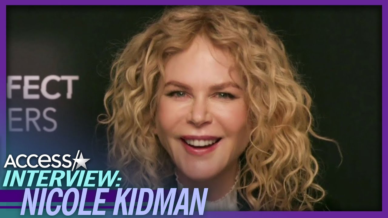 Nicole Kidman Admits Lucille Ball Role Is Out Of Her Comfort Zone