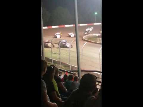 TMR- Taylor Metz Racing Beatrice Speedway 7/22/2016